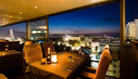 ナインスフロア バー&レストラン(The 9th Floor bar & restaurant)-インターナショナル
