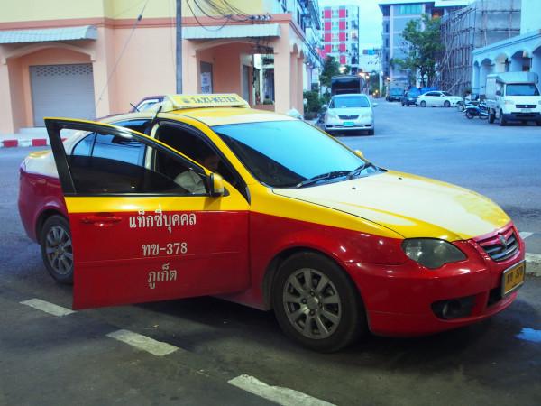 メータータクシー