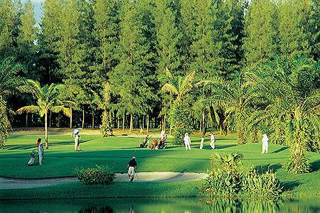 ラグーナ プーケット ゴルフ クラブ(Laguna Phuket Golf Club)