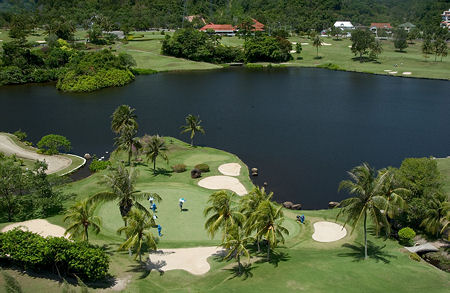 プーケット カントリークラブ(Phuket Country Club)