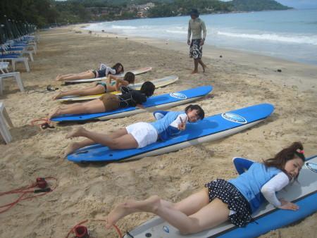 サーフィンスクール2