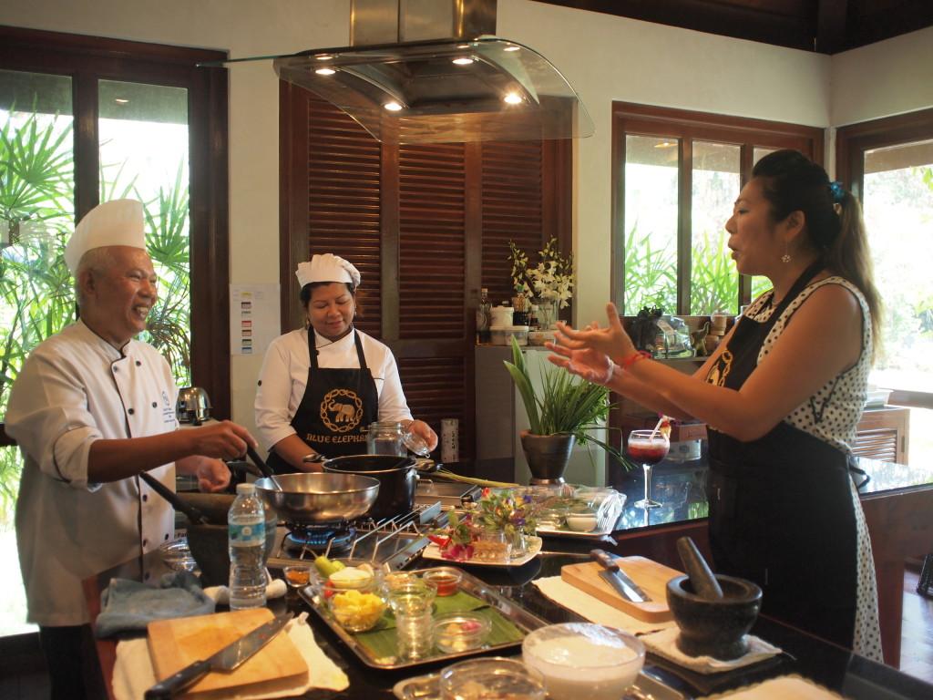 タイ料理教室