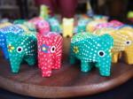 象のお土産@プーケット