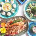 シーフード&プーケットご当地料理を楽しむ@バーンリムパ