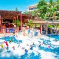 泡パーティーも楽しい!ノボテル プーケット スリン ビーチ リゾート(Novotel Phuket Surin Beach) Resort)