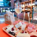酔っぱらいチーズとプロセッコの昼下がり。