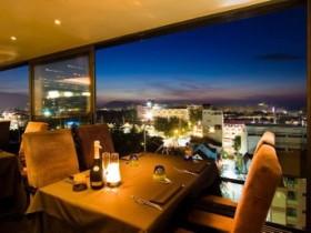 プーケット 地中海料理とタイ料理 ナインスフロア レストラン
