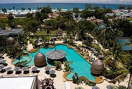 モーベンピック リゾート&スパ カロンビーチ (Mövenpick Resort & Spa Karon Beach )