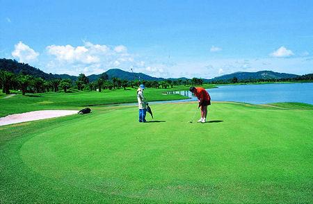 ロックパーム ゴルフクラブ(Lock Palm Golf Club)