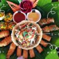タイ料理の王道メニューを食べてみよう!