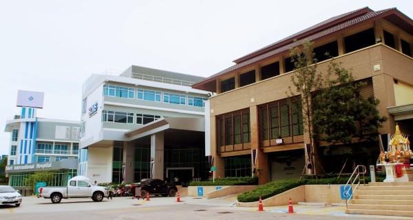 プーケットインターナショナル病院