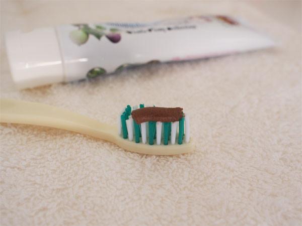 アバイブーベ国立病院の歯磨き粉