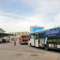 空港、ビーチ間でのスマートバス利用法