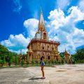 ワット チャロン(Wat Chalong)