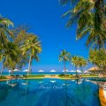 カタノイビーチがオンザビーチ|カタタニプーケットビーチリゾート(Katathani Phuket Beach Resort)