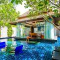 プライベートプールが2つ|ダブルプールヴィラ ―バンヤンツリー プーケット(Double Pool Villas – Banyan Tree Phuket)