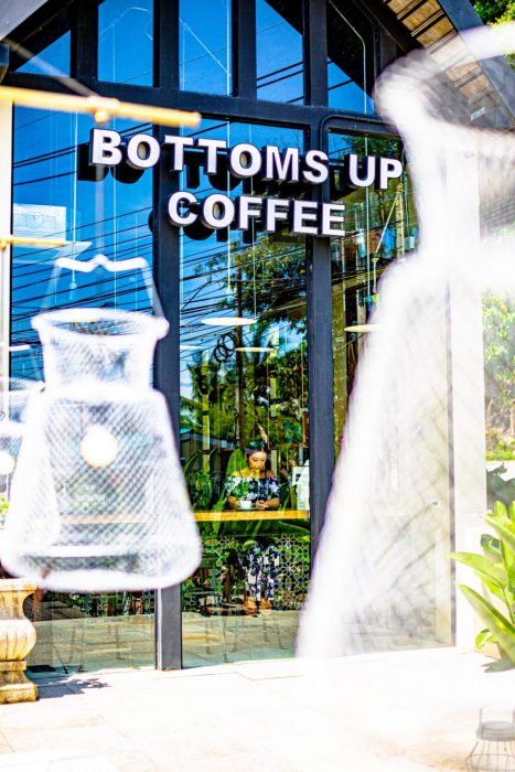 Bottoms Up Coffee