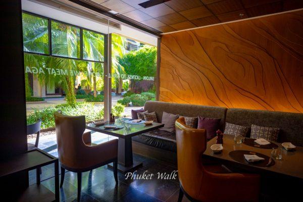 Sam's Steaks and Grill Holiday inn Resort Phuket