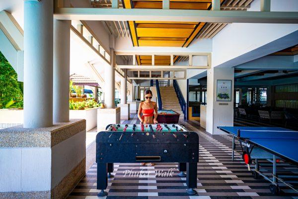 プーケット マリオット リゾート&スパ メルリンビーチ